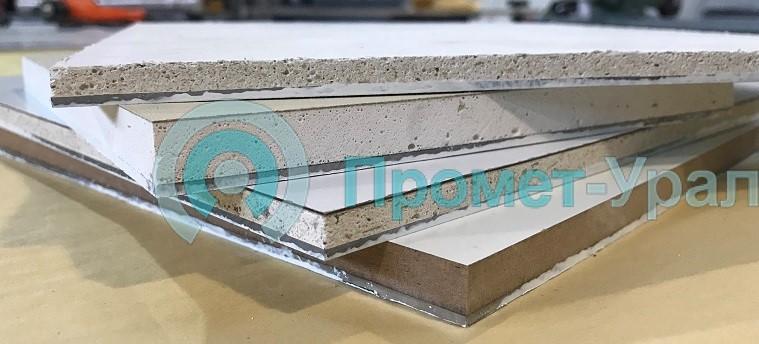 Радиационно-защитная панель (на основе листового свинца)